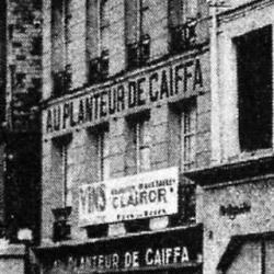Lieubray - Livreur au Caîffa