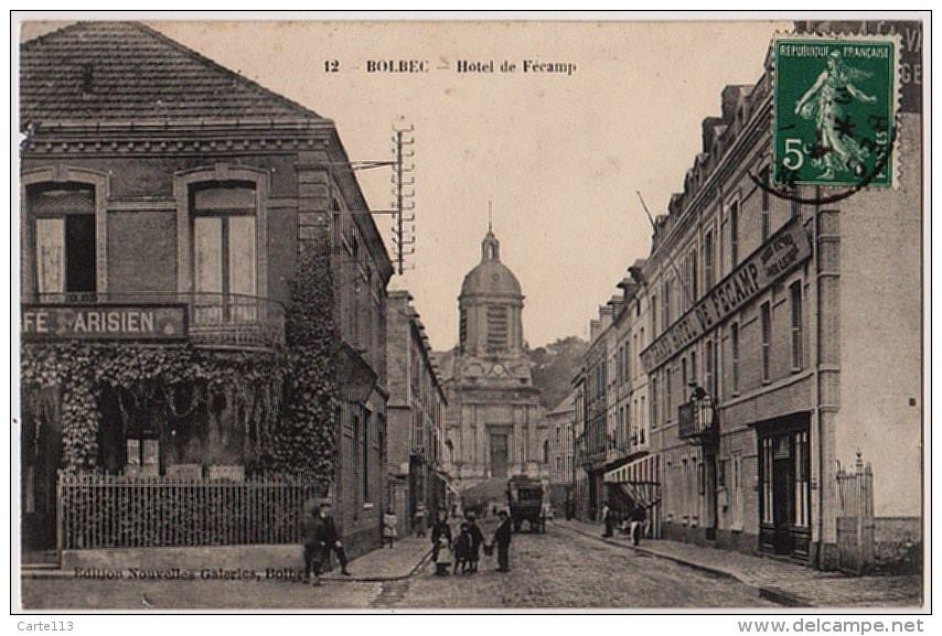 Hôtel de Fécamp