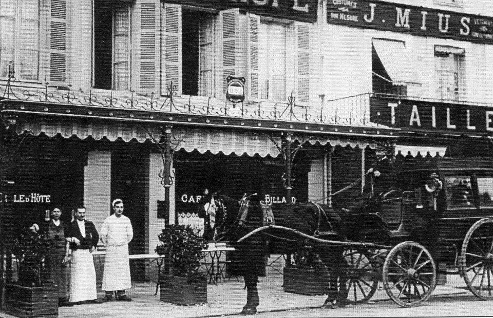 1906 hotel de l europe