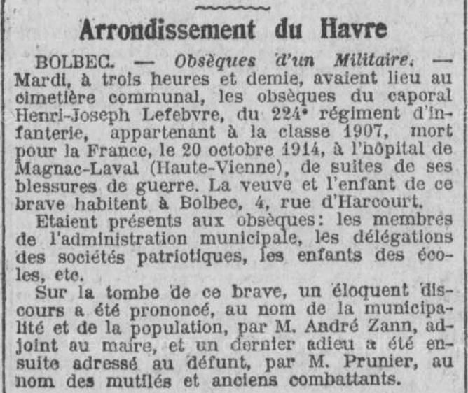 19221228 inhumation lefebvre