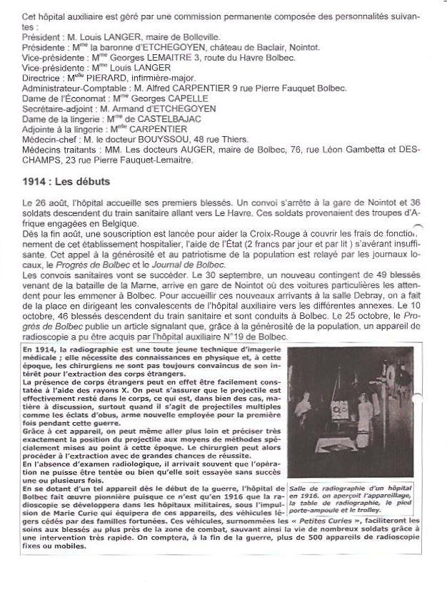 2 hopital auxiliaire no 19