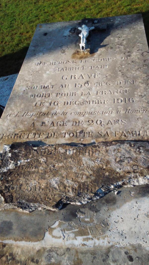 A4 grave defresn