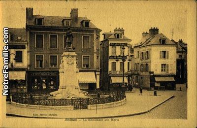 Cartes postales photos le monument aux morts bolbec 76210 9487 20080223 7q3s9t2v2q4t5i7p7r9f jpg 1 maxi