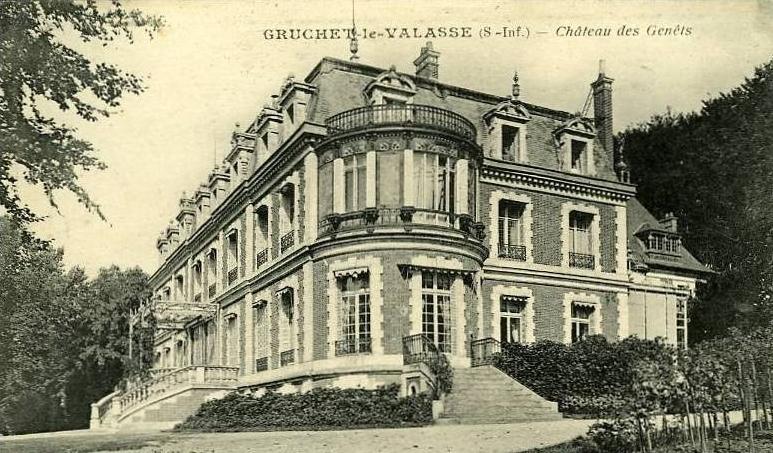 Chateau des genets