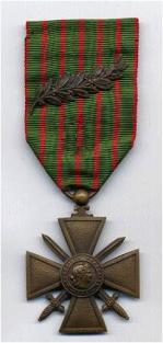 Croix guerre
