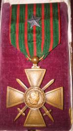 Médaille Lesterlin