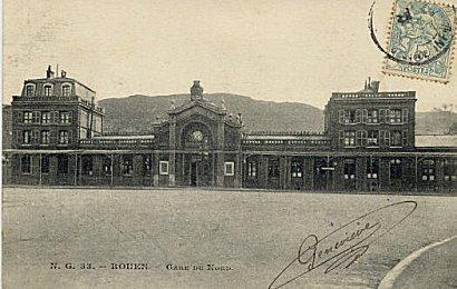Gare de rouen martinville
