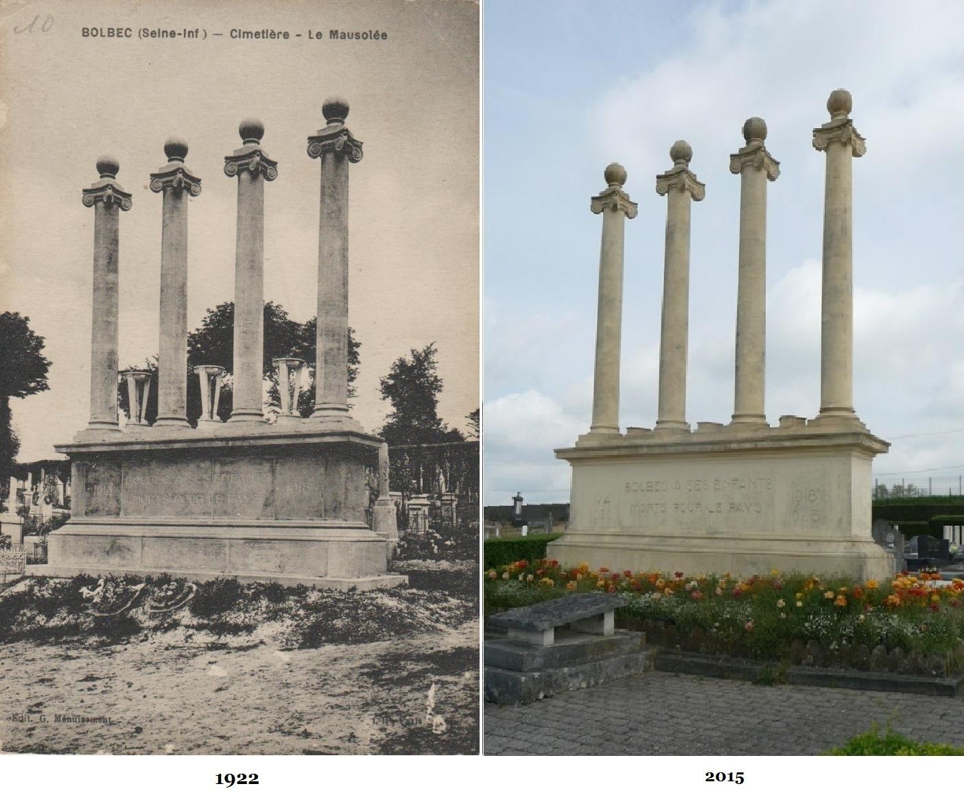 Le mausolee 1